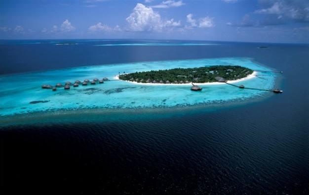 马尔代夫新开业吉哈岛
