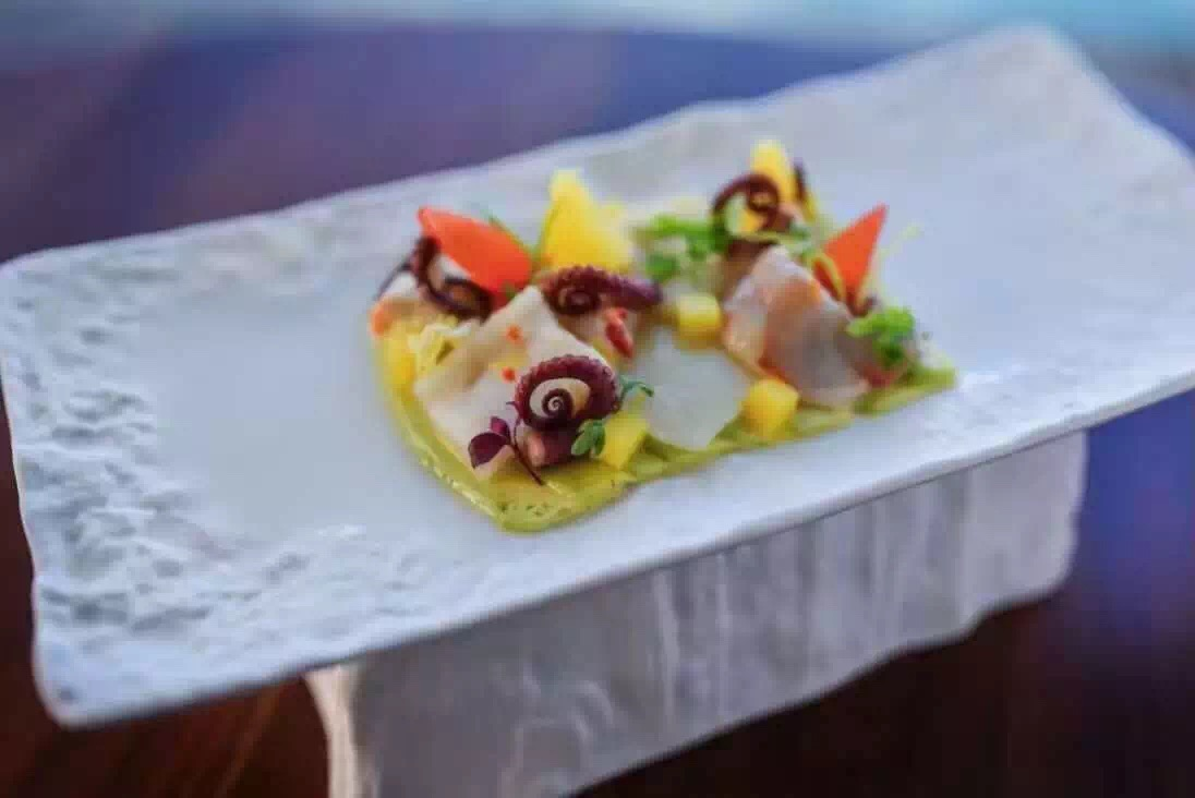 马尔代夫餐厅美食