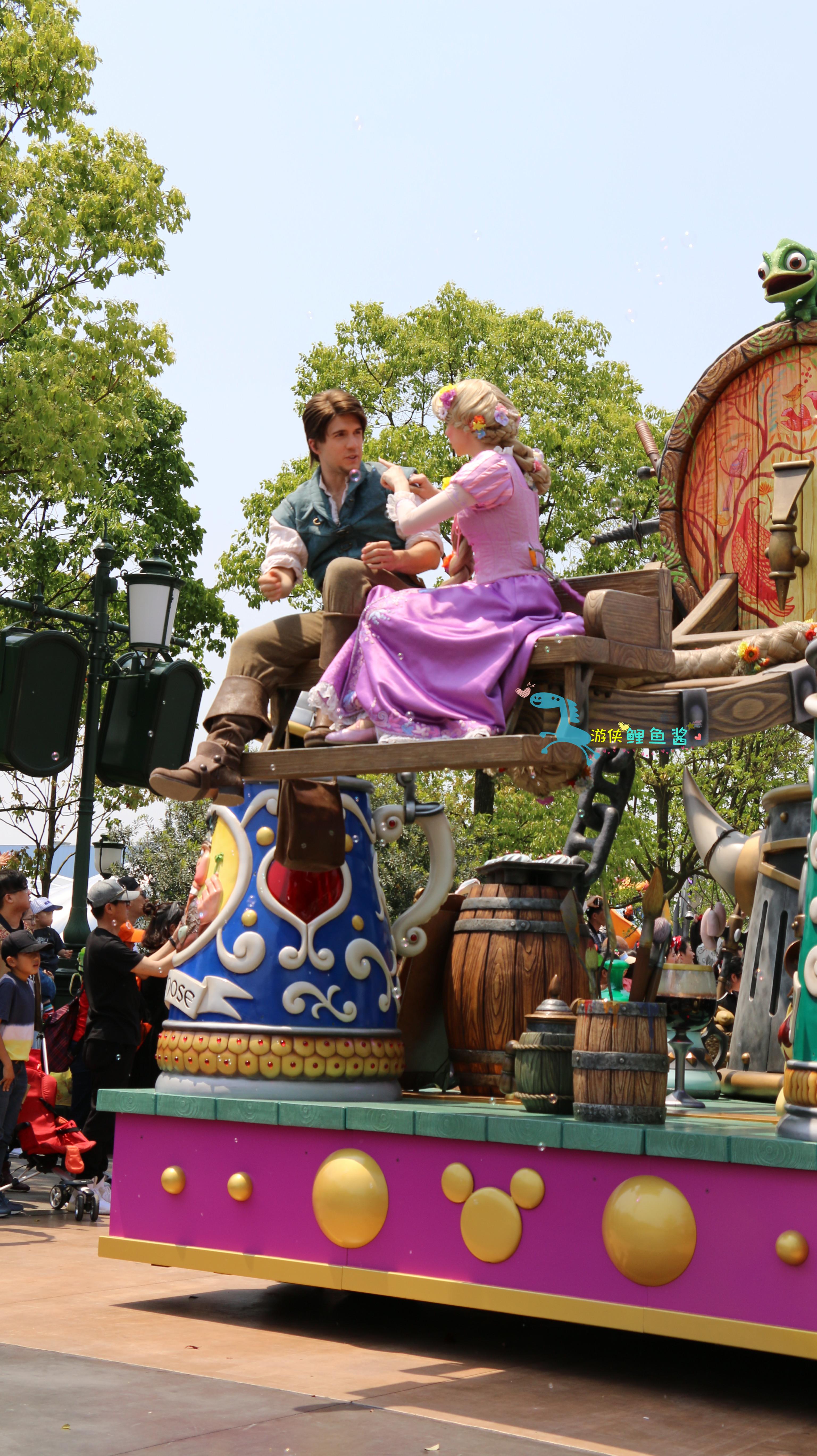 迪士尼欢乐巡游