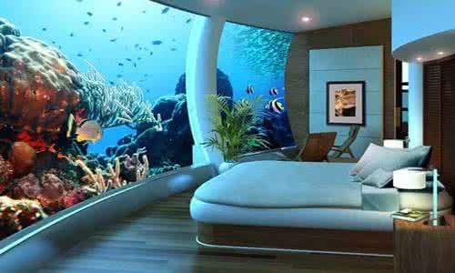 波塞顿海底酒店