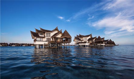 马尔代夫JV卓美亚维塔维丽6天4晚自由行(所有房型都带私人泳池、快艇上岛、含早餐BB、中文服务、赠送蜜月套餐)