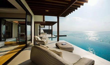馬爾代夫尼亞瑪Niyama6天4晚自由行(擁有全球第一家水下Night Club、水飛上島、中文服務、贈送蜜月服務))