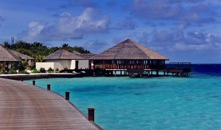 馬爾代夫伊露島Iru fushi beach6天4晚自由行( 希爾頓旗下的度假酒店、含早餐BB、中文服務、水飛上島、兒童樂園)