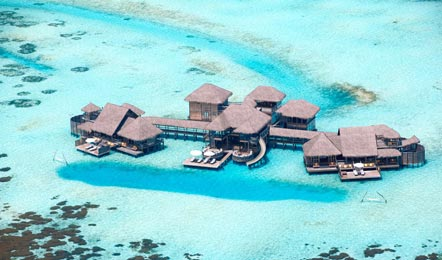 【最奢华的荒岛】姬丽兰卡芙希Gili Lankanfushi6天4晚自由行