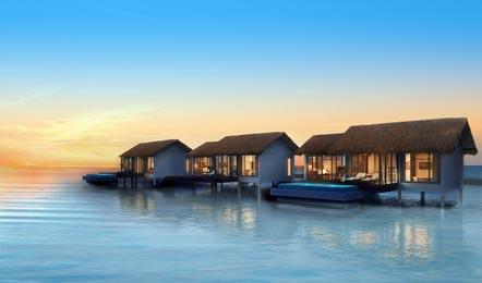 马尔代夫瑞喜敦岛The Residence Maldives6天4晚自由行