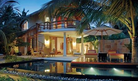 马尔代夫魔富士岛Constance Moofushi Resort6天4晚自由行(一价全包、拖尾沙滩、水飞上岛、中文服务)